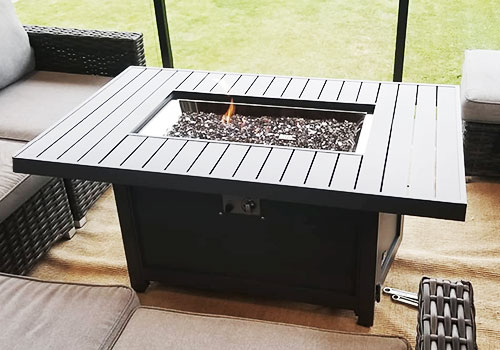Fire Table Display #2