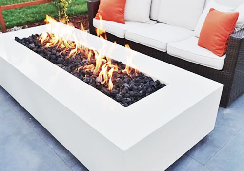 Fire Table Display #3