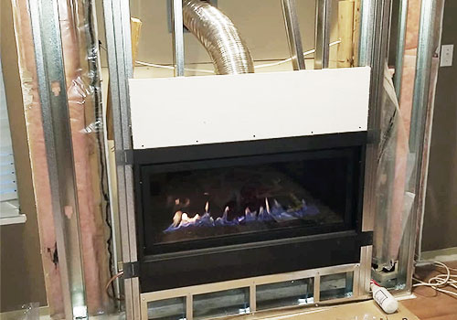 Fireplace And Gas Work