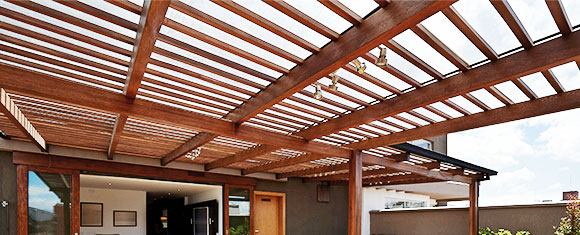 Patio Roof Display