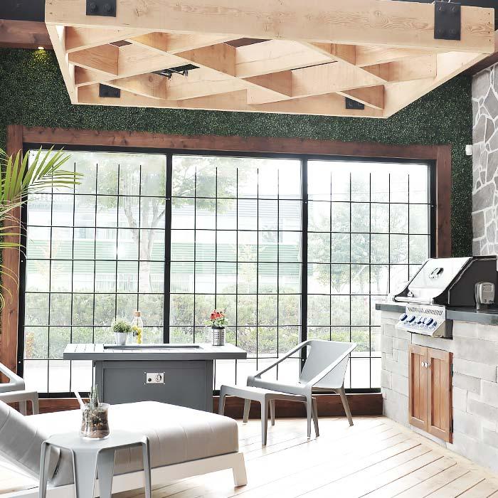 Indoor Kitchen Furniture Display 2
