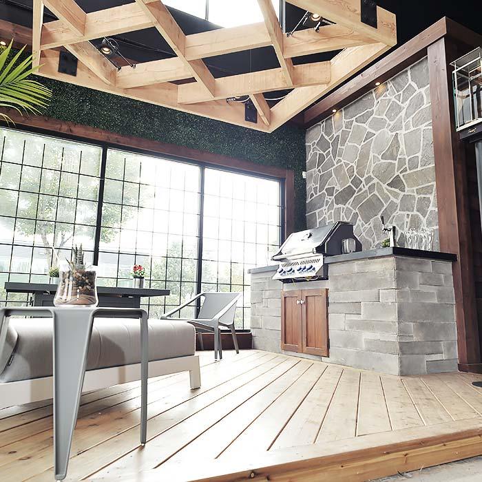 Indoor Kitchen Furniture Display 3