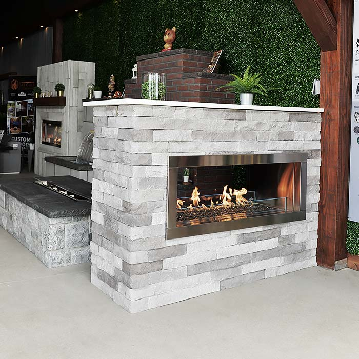 Showroom Gallery Fireplace