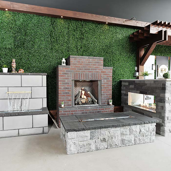 Showroom Gallery Fireplace 2
